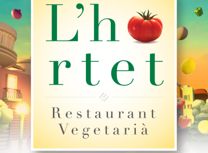Restaurant vegetaria L`Hortet